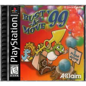 بازی Bust-A-Move 99 برای PS1