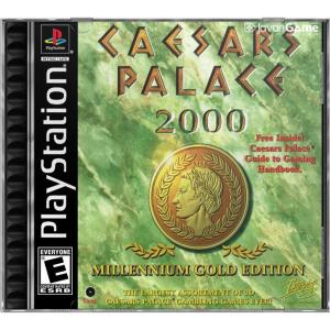 بازی Caesars Palace 2000 برای PS1
