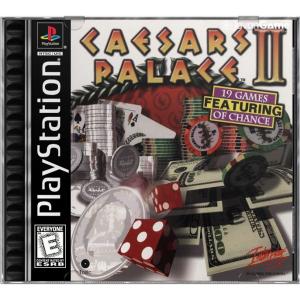 بازی Caesars Palace II برای PS1