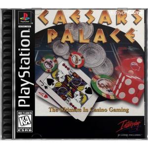 بازی Caesars Palace برای PS1