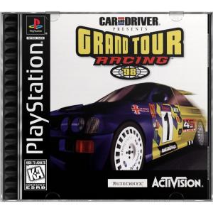 بازی Car & Driver Presents Grand Tour Racing 98 برای PS1