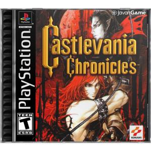 بازی Castlevania Chronicles برای PS1
