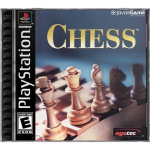 بازی Chess برای PS1