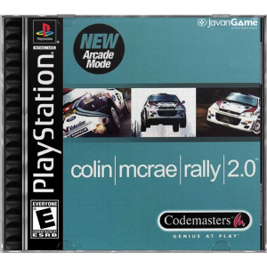 بازی Colin McRae Rally 2.0 برای PS1