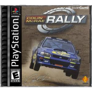 بازی Colin McRae Rally برای PS1