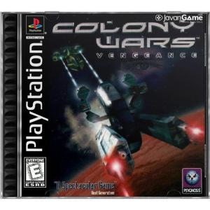 بازی Colony Wars Vengeance برای PS1