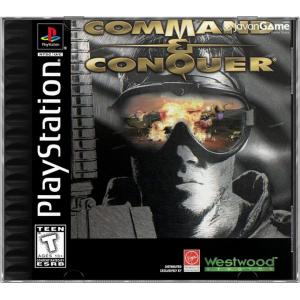 بازی Command & Conquer برای PS1