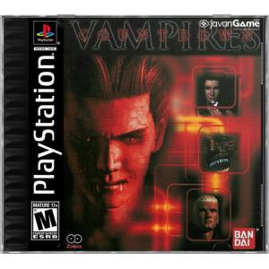 بازی Countdown Vampires برای PS1