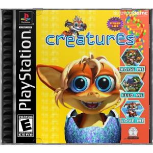 بازی Creatures برای PS1