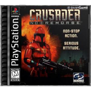 بازی Crusader No Remorse برای PS1