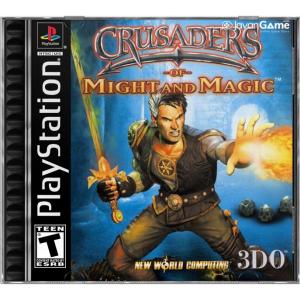 بازی Crusaders of Might and Magic برای PS1