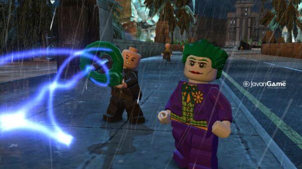 بازی LEGO Batman 2 DC Super Heroes برای PC