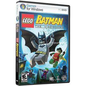 بازی LEGO Batman The Videogame برای PC