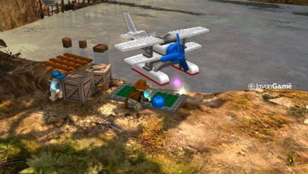 بازی LEGO Indiana Jones The Original Adventures برای PC