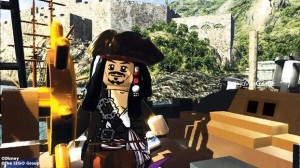 بازی LEGO Pirates of the Caribbean The Video Game برای PC