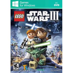 بازی LEGO Star Wars III the Clone Wars برای PC