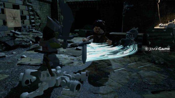 بازی LEGO The Lord of the Rings برای PC