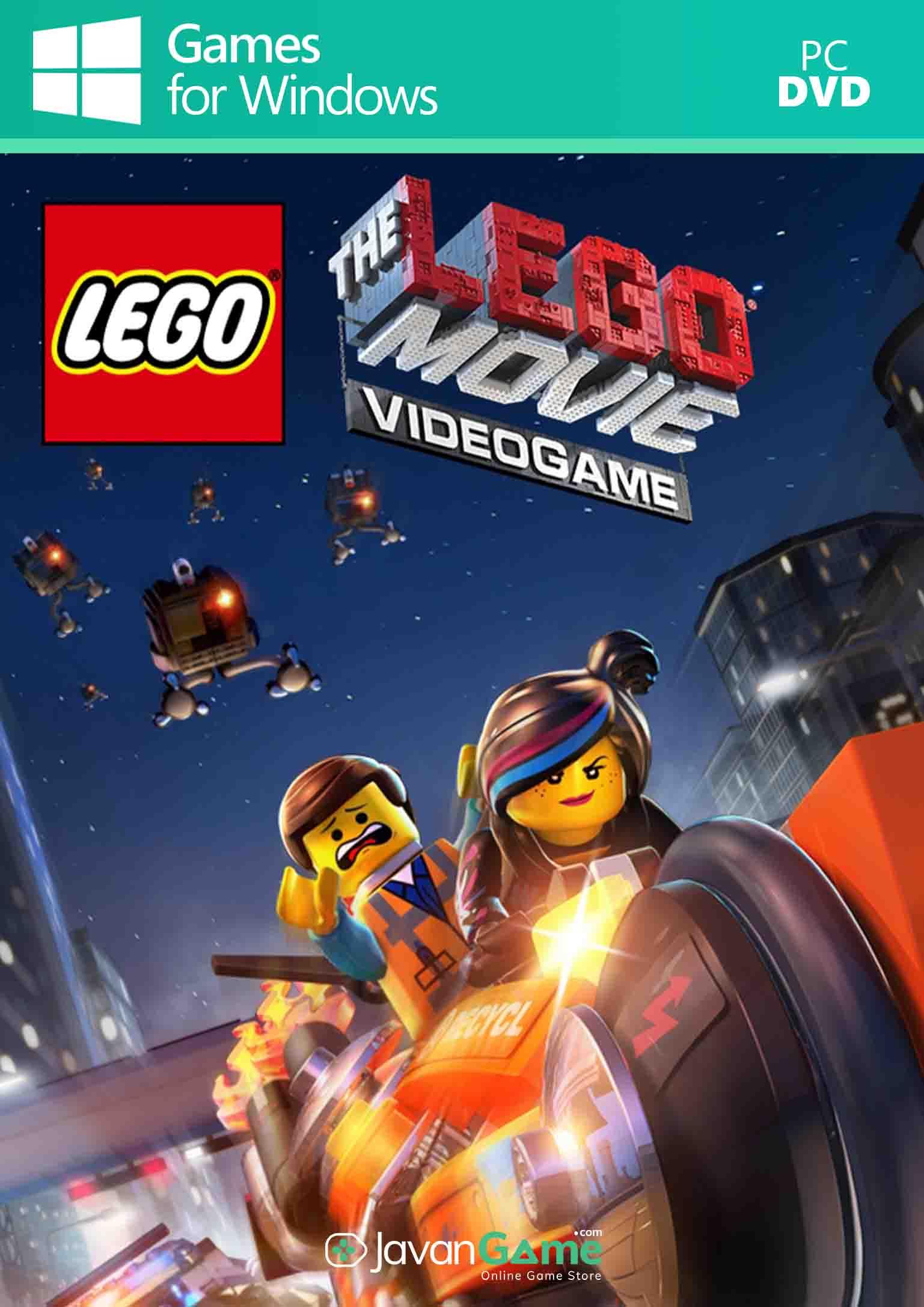 بازی The LEGO Movie Videogame برای PC