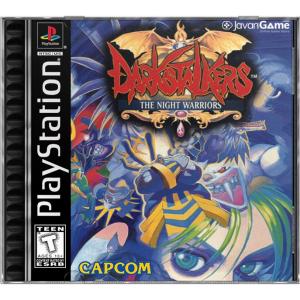 بازی Darkstalkers The NighبازیDarkstone Evil Reigns برای PS1 t Warriors برای PS1