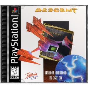 بازی Descent برای PS1