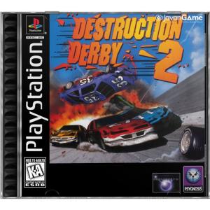 بازی Destruction Derby 2 برای PS1