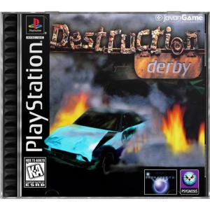 بازی Destruction Derby برای PS1
