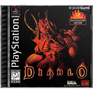 بازی Diablo برای PS1