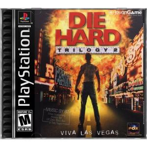 بازی Die Hard Trilogy 2 Viva Las Vegas برای PS1