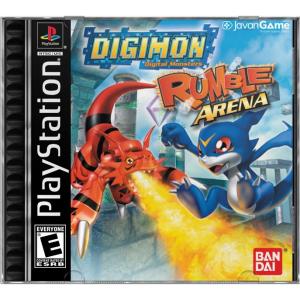 بازی Digimon Rumble Arena برای PS1