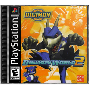 بازی Digimon World 2 برای PS1