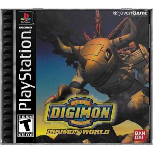 بازی Digimon World برای PS1